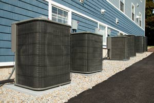 Central Air Conditioning Units